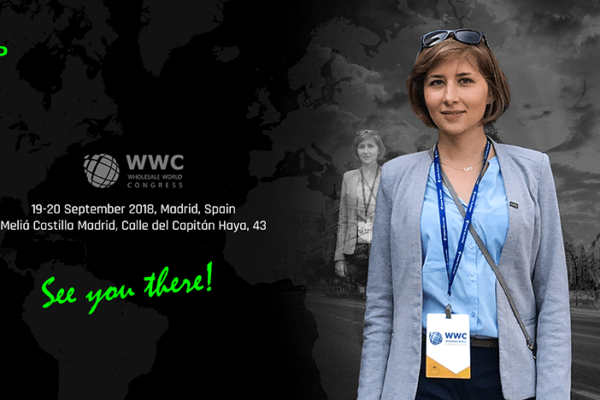 Invitation to WWC Madrid Wholesale World Congress